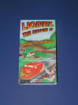 LIONEL THE MOVIE II GREATEST THRILL ON WHEEL! - $4.89