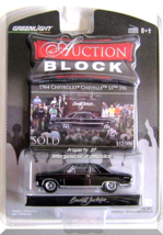 Greenlight - 1964 Chevrolet Chevelle SS 396: Auction Block Series #7 (2009) - $14.00