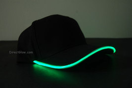 Black hat green led thumb200