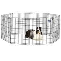 Panel Pet Exercise Pen Homes for Dog  Barriers - $49.99
