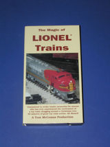 THE MAGIC OF LIONEL TRAINS - $4.99