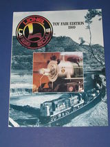 TOY FAIR EDITION 1989 CATALOG- LARGE SCALE - $4.25