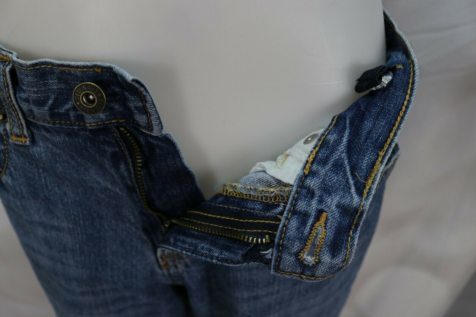 Boys Old Navy Boot Cut Jeans size 14 Regular image 6