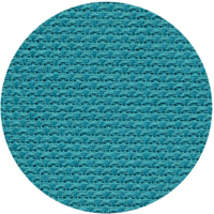 Riviera Aqua 14ct Aida 36x51 cross stitch fabric Wichelt - $43.20