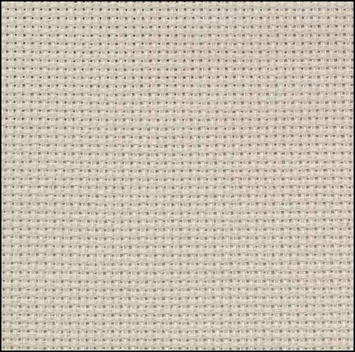Primary image for Limestone 20ct Aida 36x43 cross stitch fabric Zweigart