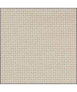 Limestone 20ct Aida 36x43 cross stitch fabric Z... - $34.20