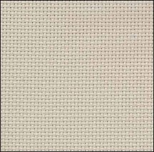 Limestone 20ct Aida 36x22 cross stitch fabric Zweigart - $17.10