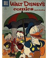 Walt Disney's Comics and Stories (1940 series) #201 [Comic] by Dell Publishing - $10.15