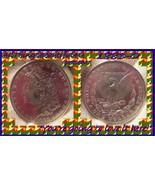 """1883-O Morgan """"Cartwheel"""" Silver Dollar! Rare! 122 years old! With Full ... - $75.00"""