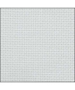 Ice Blue 20ct  Aida 11x18 cross stitch fabric Zweigart - $5.40