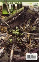 Marvel WORLD WAR HULK #3 VF - $0.89