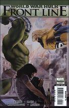 Marvel WORLD WAR HULK: FRONT LINE #5 VF/NM - $1.29
