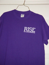 Gildan Rise As Catamounts T-Shirt Size Med  Purple - $12.00