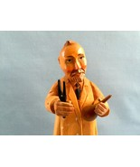 Anri Hand Carved All Wood Figurine Physicians T... - $99.00