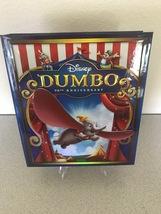 Dumbo (1941)-70th Anniversary Blu-ray/DVD  Premium Box Set -RARE Limited Edition - $69.76
