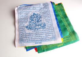 Green Tara Tibetan Prayer Flag, Nepal - $6.44