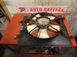 03 04 05 06 07 Honda Pilot oem drivers side left radiator cooling fan as... - $29.69