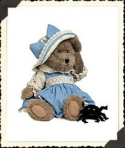 "*Boyds Bears ""Lil' Missy Muffet"" #91778-  10"" Plush Bear- NWT-2002- Retired - $39.99"