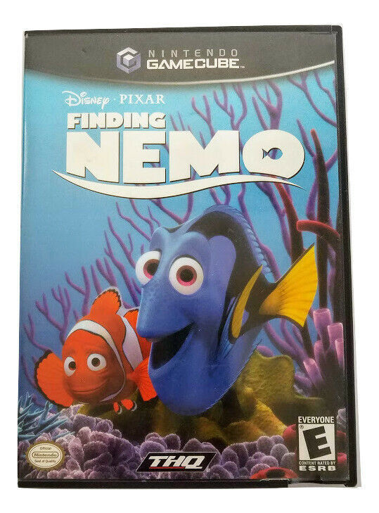 Primary image for Finding Nemo (Nintendo GameCube, 2004) - Tested GOOD