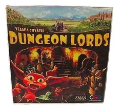 Vlaada Chvatil Dungeon Lords Board Game by Z-Ma... - $31.90