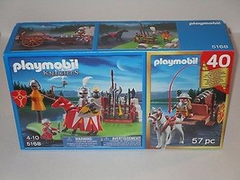 Playmobil #5168 40th Anniversary Knights's Tour... - $34.64