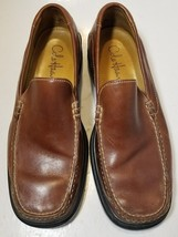 Cole Haan Santa Barbara Nike Air Brown Leather Moc Loafers Men's US 8M 0... - $59.65 CAD