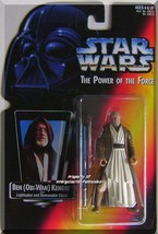 Star Wars: The Power Of The Force - Ben (Obi-Wan) Kenobi (1995) *Short Saber* - $11.99