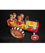 Vintage Marx Wind Up Toy Queen of the Campus Cr... - $251.51