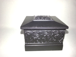 Mini Haida Styled Charm Box - By Boma Canada - Resin Casting !!! - $49.00