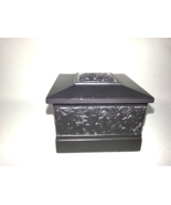 Mini Haida Styled Charm Box - By Boma Canada - Resin Casting !!! - $49.00
