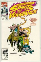 SPIRITS of VENGEANCE #3 (Ghost Rider & Blaze) NM! - $1.50
