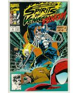 SPIRITS of VENGEANCE #5 (Ghost Rider & Blaze) NM! - $2.50