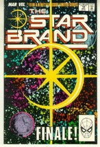 STAR BRAND #19 (New Universe) NM! - $1.00