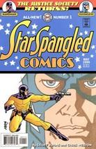 STAR SPANGLED COMICS #1 (DC Comics, 1999) NM! - $1.00