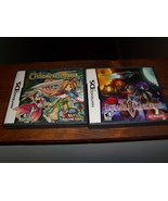 Lunar Knights and Children of Mana for Nintendo DS - $40.00