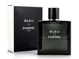 Bleu De Chanel Edt 100ml Men 3.4oz Natural Spray New - $70.00