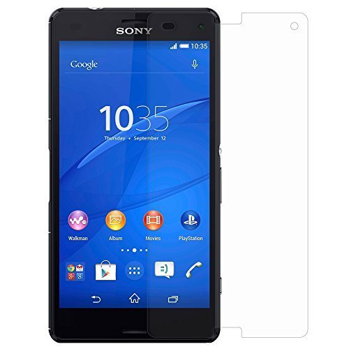 AMZER Kristal Clear Screen Protector Scratch Guard for Sony Xperia Z4 Compact -