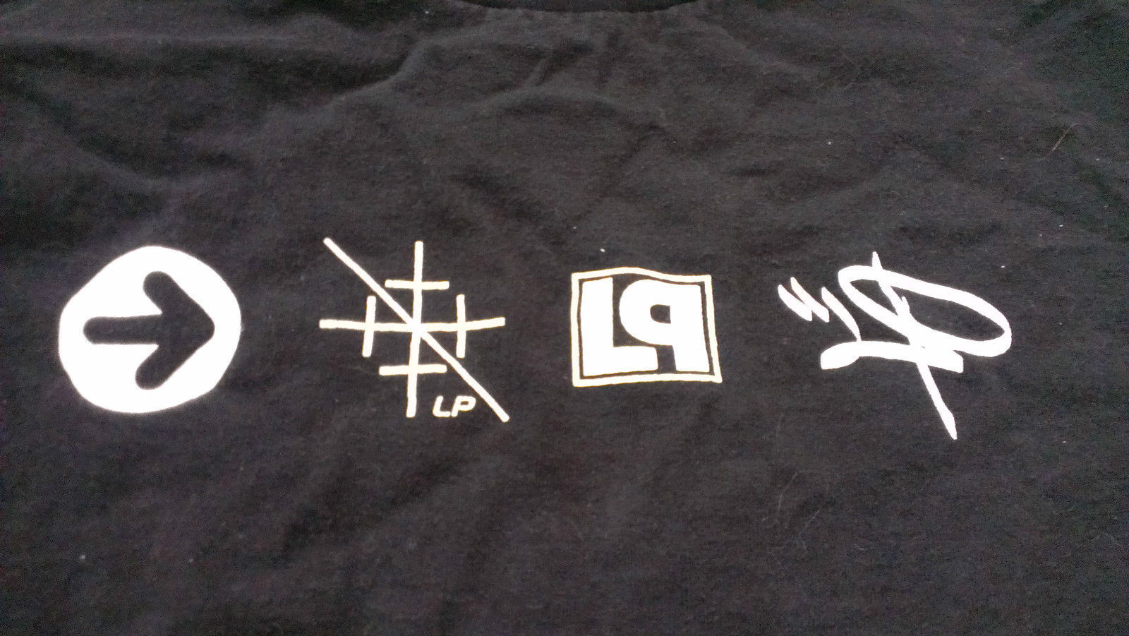 Linkin park lp symbols graphic t shirt by and 50 similar items biocorpaavc