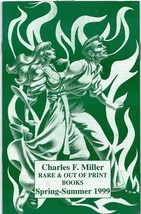 Charles Miller Out Of Print Books Catalog Spring Summer 1999 Hannes Bok ... - $4.95