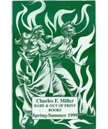 Charles Miller Out Of Print Books Catalog Spring Summer 1999 Hannes Bok ... - $5.50