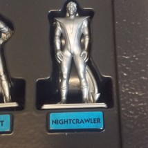 The Uncanny X-Men Alert - Adventure Board Game -1992 Nightcrawler Figure - $4.95