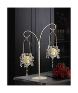 Mini-Chandelier Votive Stand - 34693  - $27.00