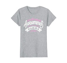 Funny Shirts - 99% Of A Child's Awesomeness Comes From Gamma T-shirt Wowen - $19.95