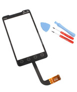 Touch Screen Glass digitizer replacement for Sprint HTC Evo 4G PC36100 w... - $17.97