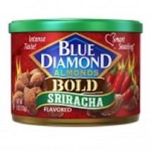 Blue Diamond Bold Almonds Sriracha 6oz Can - $8.50