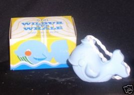 Avon Wilbur The Whale Soap on A Rope - $3.99