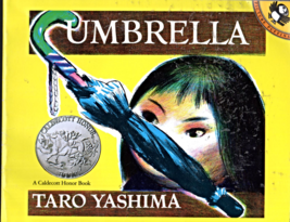 Umbrella by Taro Yashima - $2.95