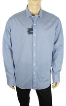 NEW MENS POLO RALPH LAUREN CUSTOM FIT BLUE PLAID BUTTON FRONT SHIRT XXL ... - $47.99
