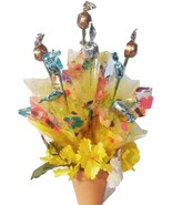 Lovely Garden Candy Bouquet. - $19.99