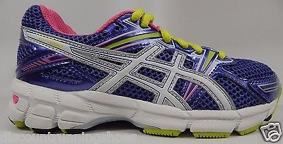 ASICS GT 1000 GS WOMEN'S GIRL'S YOUTH SHOES SZ US 2.5 M (B) EU 34.5 PURPLE C303N